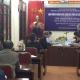 Lễ Bảo vệ Luận án Tiến sĩ cấp cơ sở của thầy Nguyễn Bình Phong
